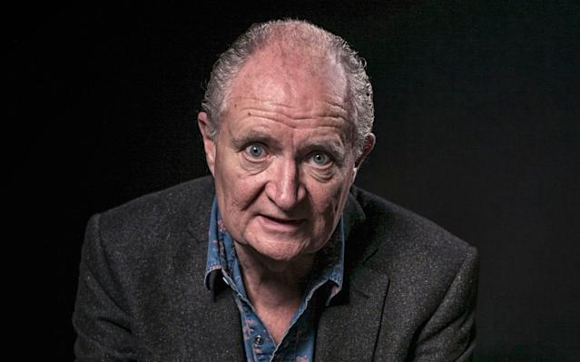 <span>Jim Broadbent, who appears in Harry Potter films and the new series of Game of Thrones</span> <span>Credit: Sarah Lee </span>