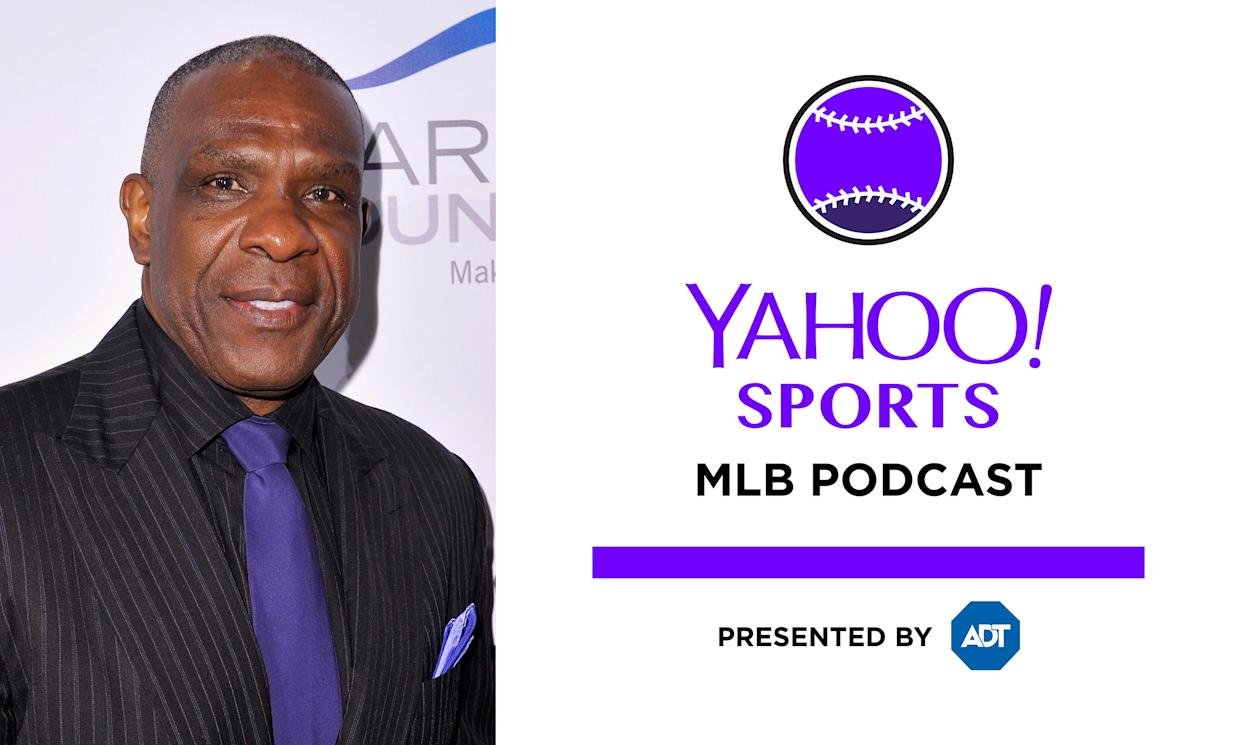 Hall of Famer Andre Dawson is this week's guest on the Yahoo Sports MLB podcast. He talks about the upcoming All-Star game, owning a funeral home and more. (Yahoo Sports)