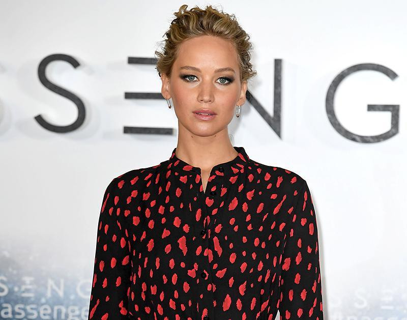 <p>Jennifer Lawrence made back $17.70 for each $1 paid. </p>