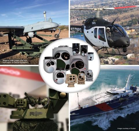 L3 Achieves Record-High ISR Sensors Orders