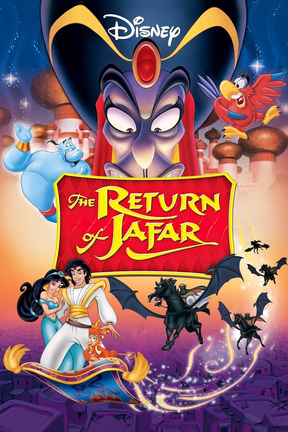 The live action sequel will not be a remake of The Return of Jafar (Credit: Disney)