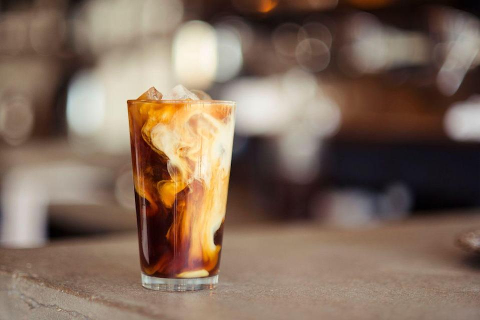 <p>Make your iced coffee even better by adding your own homemade coffee ice cubes. Brew some coffee, then pour it into ice cube trays and freeze. You'll have an extra strong iced coffee. Another helpful tip: You can also use these to give your smoothies a caffeine boost. </p>