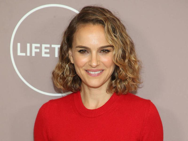 Natalie Portman adopts 'adorable' prison dog