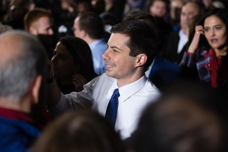 Buttigieg Aims for White House as Part of New Generation