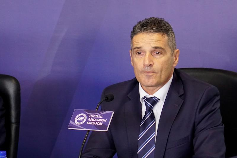 Joseph Palatsides named as FAS technical director