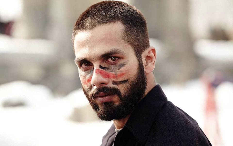 Vishal Bhardwaj brought another Shakespearean classic to life with Shahid playing Haider. This adaptation of Hamlet was backdropped against political turmoil and human rights abuses in Kashmir. Shahid shines through in various hues of the role -- a boy grieving for his father, dealing with the many frustrations of being a Kashmiri youth, and trying to make sense of his feelings towards his mother.