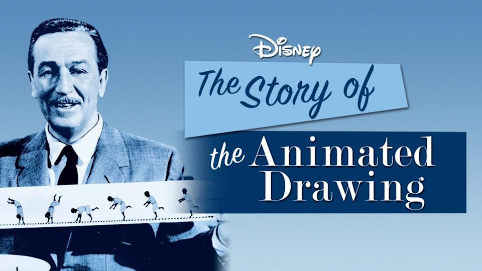 Let the face of American animation guide you through its history (Photo: Disney+)