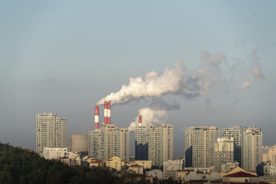 China emitted 10.175 metric tons in 2019, accounting for 28 percent of the global emissions. Fossil fuels, primarily burning coal, is the biggest source of CO2 emissions in the country, as around 58 percent of the country's energy comes from coal. China, however, is working towards peaking emissions by 2030 and an ambitious target of achieving carbon neutrality by 2060. The country is looking to reduce its dependence on coal and move to renewable energy sources such as hydropower, wind and solar, apart from nuclear power. Currently, China is the world's third biggest nuclear power producer by capacity – it has 49 reactors in operation.<br><br><em><strong>Image credit: </strong></em>(Photo by Zhang Peng/LightRocket via Getty Images)