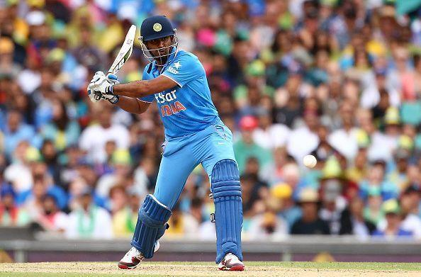 Ambati Rayudu has played the most ODI matches for India at the No.4 spot since July 2015