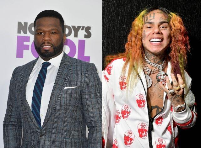 50 Cent teases upcoming new documentary on rapper Tekashi 6ix9ine