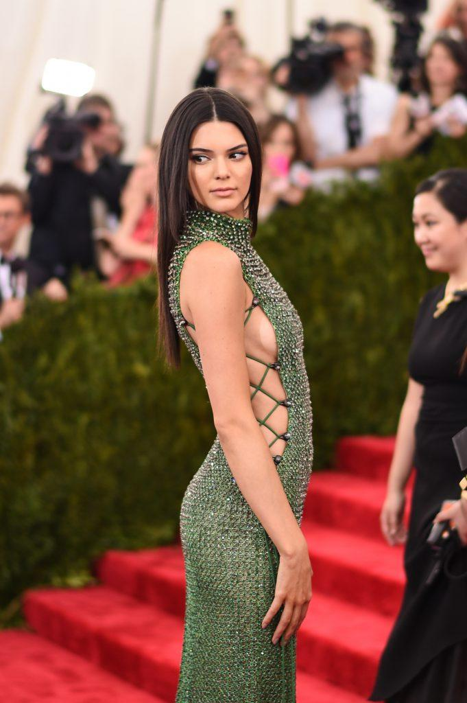 Kendall Jenner at the 2015 Met Gala.<br>(Photo by Andrew H. Walker/Getty Images for Variety)