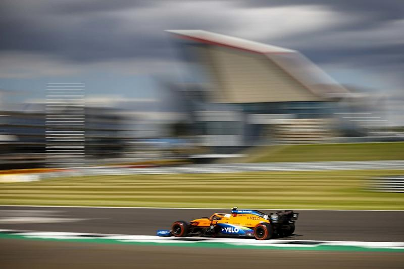 Norris: Stopping overdriving helped claim P5 grid spot
