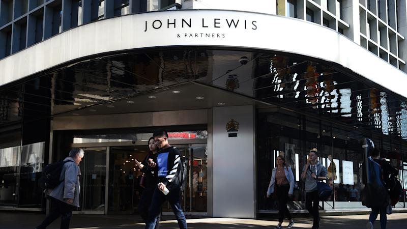 John Lewis sounds alarm over Brexit as it slumps to first ever half-year loss