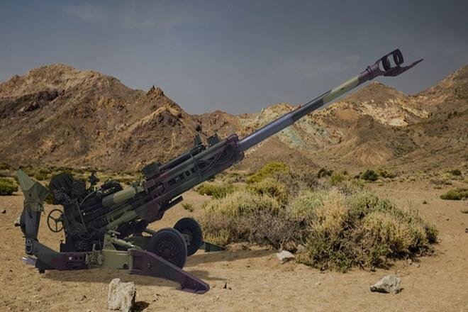 Defence Expo 2020,M777 Ultra Lightweight Howitzer,BAE systems,Make in India,MDSL,Mk45 Mod 4 naval gun, Indian Army,Foreign Military Sale