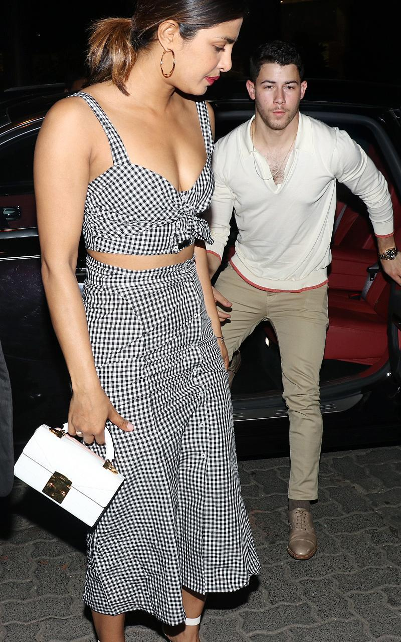 <p>Their recent dinner date which was attended by Priyanka's mother, Madhu Chopra fuelled rumours of things moving in a positive direction. </p>