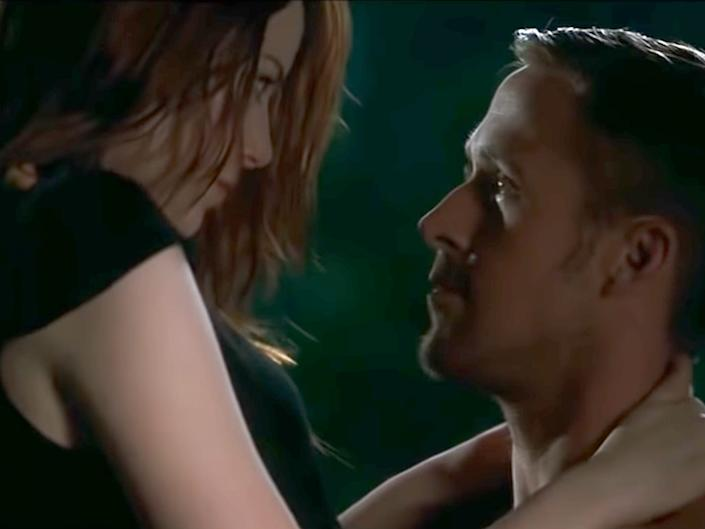 crazy stupid love dirty dancing