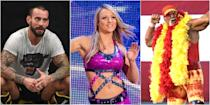 "<p>We don't deny that <a href=""https://www.digitalspy.com/tv/ustv/a34362042/wwe-draft-brand-smackdown-nxt-free-agent-undrafted/"" rel=""nofollow noopener"" target=""_blank"" data-ylk=""slk:Raw, SmackDown, 205 Live, NXT and now NXT UK"" class=""link rapid-noclick-resp"">Raw, SmackDown, 205 Live, NXT and now NXT UK</a> are packed with talent at the moment, but everyone loves a shock <a href=""https://www.digitalspy.com/wwe/"" rel=""nofollow noopener"" target=""_blank"" data-ylk=""slk:WWE"" class=""link rapid-noclick-resp"">WWE</a> comeback.</p><p>As anyone watching the Royal Rumble knows, there's nothing like the giddy nostalgic thrill and potential angles you get from a surprise return.<br><br><strong>Related: <a href=""https://www.digitalspy.com/tv/ustv/a30760894/wwe-wrestling-wrestlemania-raw-smackdown-real-fake/"" rel=""nofollow noopener"" target=""_blank"" data-ylk=""slk:Is wrestling real or fake? All your WWE questions answered"" class=""link rapid-noclick-resp"">Is wrestling real or fake? All your WWE questions answered</a></strong></p><p>And as well as those guys and girls in ""retirement"", AEW, New Japan, IMPACT and the rest are loaded with ex-WWE Superstars.<br></p><p>So from the very obvious to some more out-there returns, here are 21 WWE comebacks we'd absolutely love to see in 2021.<br></p>"