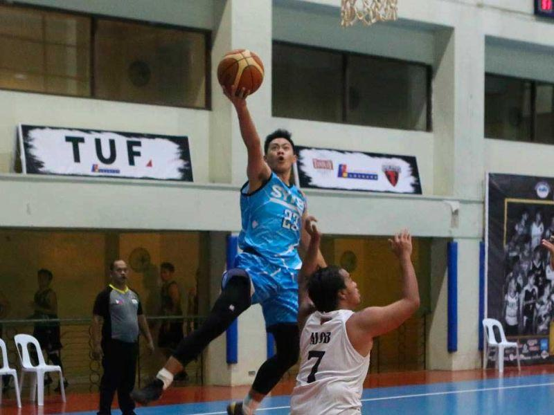Ex-Cesafi stars lift Sykes over Vipers
