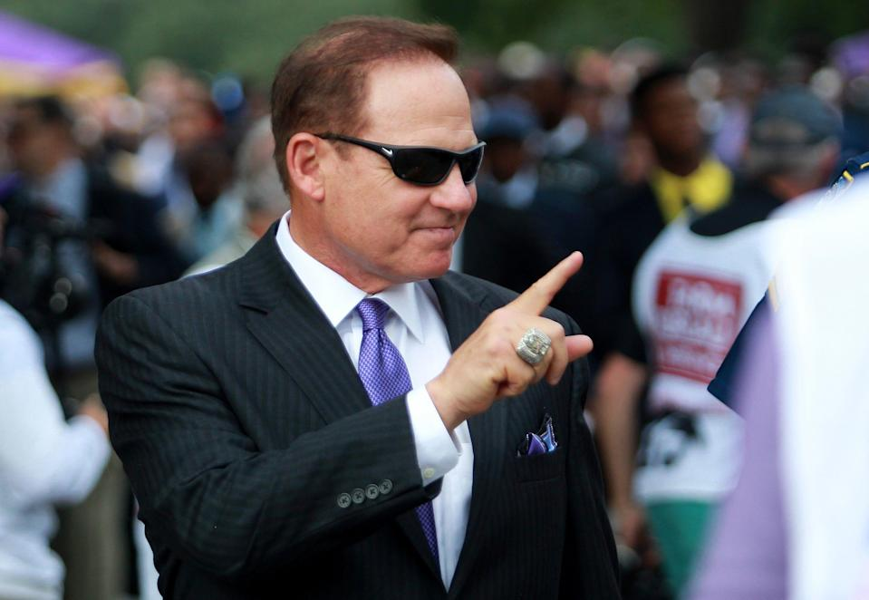 Husch Blackwell's findings come a day after release of a 2013 internal investigative report of allegations then-head football coach Les Miles texted female students, took them to his condo alone, made them feel uncomfortable and, on at least one occasion, kissed a student and suggested they go to a hotel after telling her he could help her career.