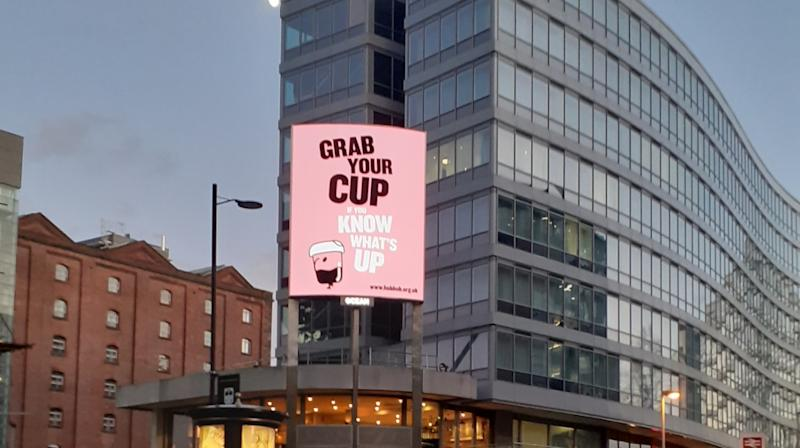 Campaign launches to remind consumers to remember their reusable coffee cups