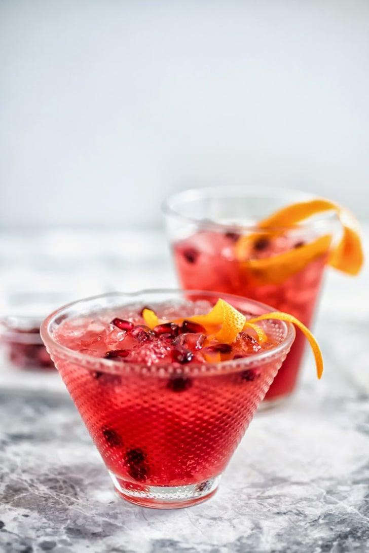 """<p>If you want a drink <em>drink</em>, then this cocktail is for you. Made with Campari, bourbon, and dry vermouth, you'll get the buzz you were looking for.</p> <p><strong>Get the recipe</strong>: <a href=""""https://www.supergoldenbakes.com/festive-cocktails-good-fortune/"""" class=""""link rapid-noclick-resp"""" rel=""""nofollow noopener"""" target=""""_blank"""" data-ylk=""""slk:pomegranate-Campari bourbon cocktail"""">pomegranate-Campari bourbon cocktail</a> </p>"""