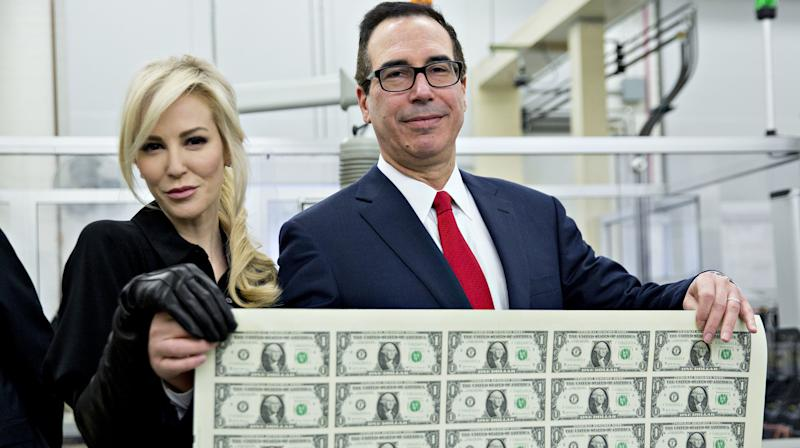 Donald Trump's 'Bond Villains' Posing With Cash Is Your New Favorite Meme