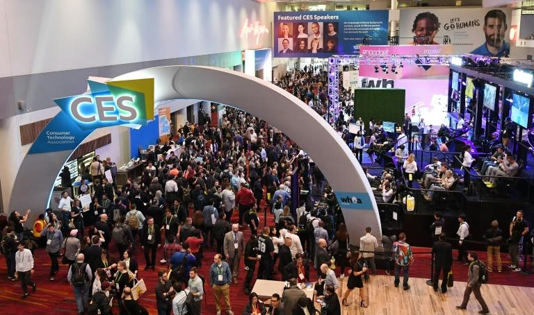 More than 170,000 people attended the 2018 Consumer Electronics Show in Las Vegas