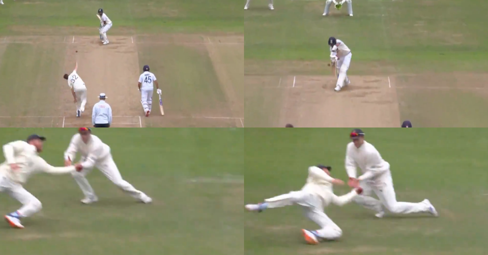 Watch: Jonny Bairstow Takes One-Handed Stunner To Dismiss KL Rahul On Day 3 Of Headingley Test