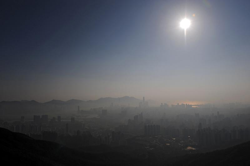 2015 was almost certainly the hottest on record for the planet as a whole (AFP Photo/Antony Dickson)