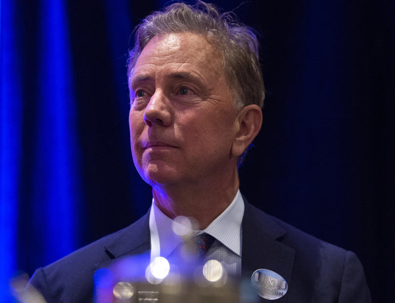 Democrat Ned Lamont will be Connecticut's next governor. (Hartford Courant via Getty Images)