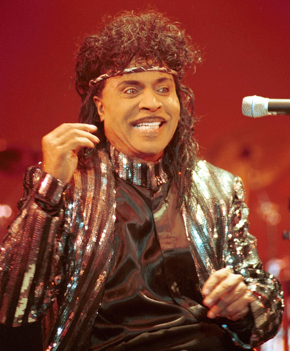 <strong>Little Richard (1932 - 2020)<br /><br /></strong>The pioneering rock and roll singer died at his home in Tennessee, shortly after being diagnosed with bone cancer.