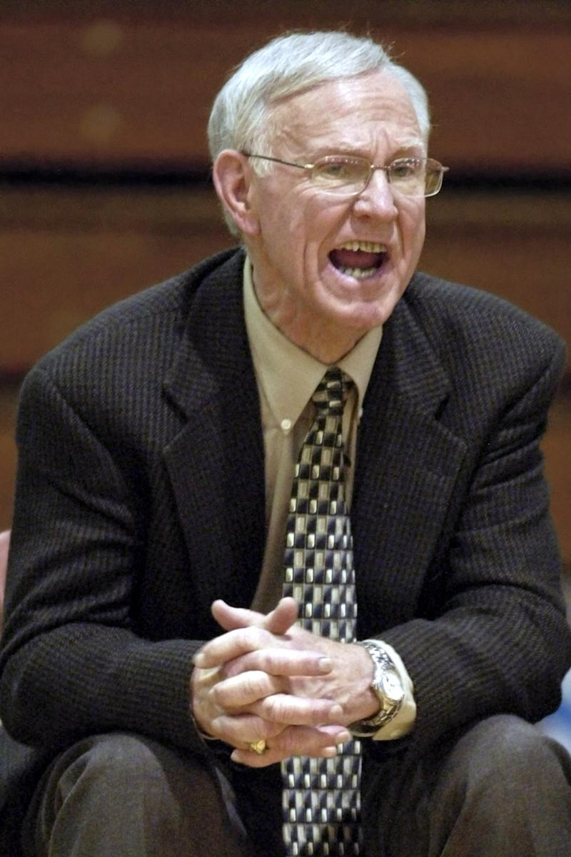 College basketball victories leader Gene Bess retires at 85