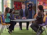 Beck Bennett and kids Thanksgiving AT&T ad