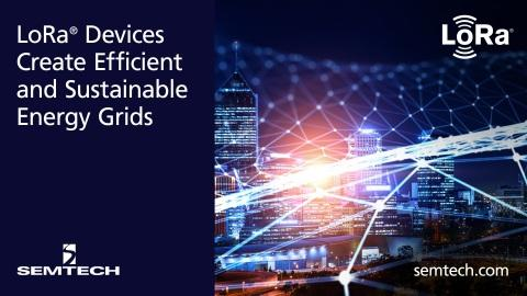 Semtech's LoRa® Devices Create an Efficient Monitoring Solution for Reducing Energy Consumption