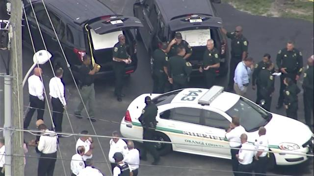 "<p>The Orange County Sheriff's Office told ABC affiliate WFTV the situation is ""contained,"" but did not elaborate on how many people were killed in the shooting. (ABC-TV) </p>"