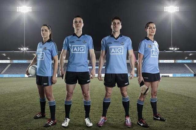 Here's your first look at the new Dublin jersey