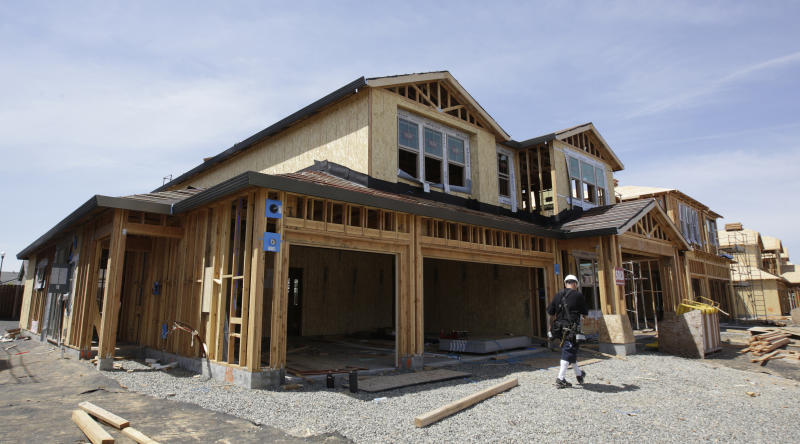 US sales of new homes slipped 1.5 percent in April