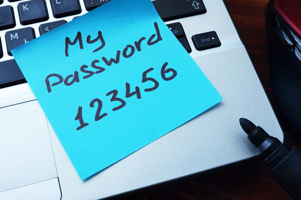 Time to reset your password? 5 mistakes to avoid. (Photo: Getty)