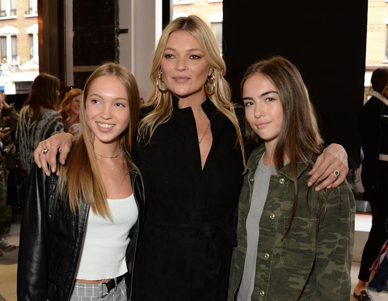 7946c8a984 Kate Moss' Daughter Lila Moss Makes Modeling Debut for Marc Jacobs