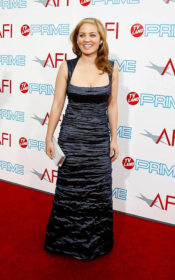 "<a href=""http://movies.yahoo.com/movie/contributor/1800344498"">Erika Christensen</a> at the 37th Annual AFI Lifetime Achievement Awards - 6/11/2009"