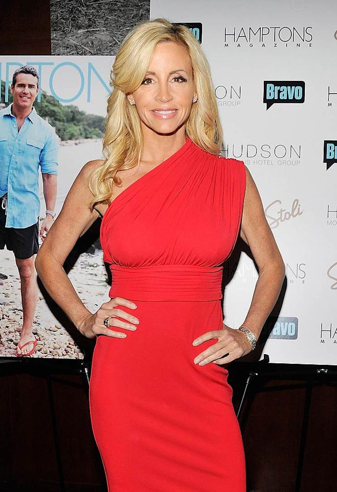 """Camille Grammer (""""The Real Housewives of Beverly Hills"""") turns 43. Ben Gabbe/<a href=""""http://www.gettyimages.com/"""" target=""""new"""">GettyImages.com</a> - August 8, 2011"""