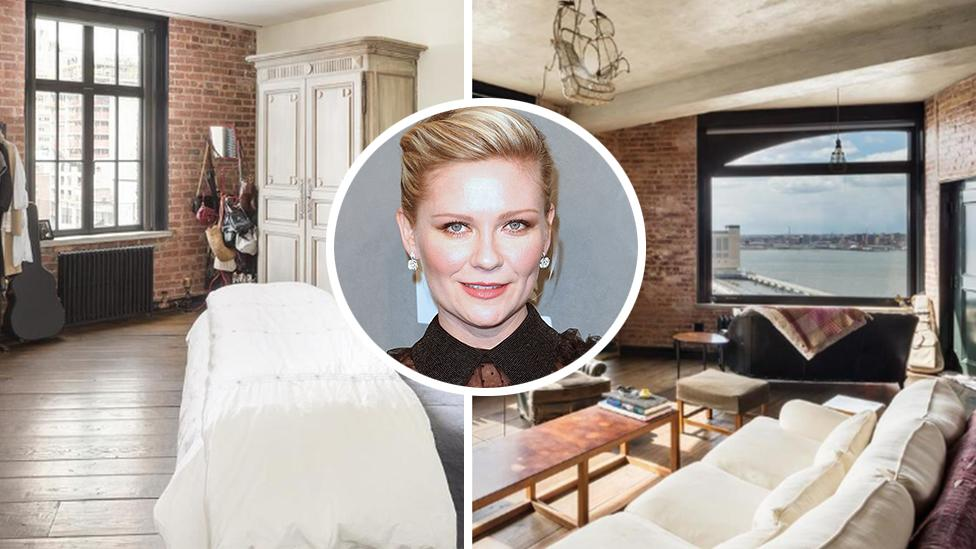 <p>Kirsten Dunst sells her US$4.4 million New York City penthouse. </p>
