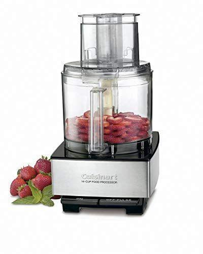 """<p><strong>Cuisinart</strong></p><p>amazon.com</p><p><strong>$229.99</strong></p><p><a href=""""https://www.amazon.com/dp/B01AXM4WV2?tag=syn-yahoo-20&ascsubtag=%5Bartid%7C10049.g.36880793%5Bsrc%7Cyahoo-us"""" rel=""""nofollow noopener"""" target=""""_blank"""" data-ylk=""""slk:Shop Now"""" class=""""link rapid-noclick-resp"""">Shop Now</a></p><p>Don't cringe, but the best things in life are sometimes the most simple. This beast has two buttons, is easy to clean, and can blend just about anything. Plus, it's the most popular option on Amazon—that's gotta count for something. </p>"""