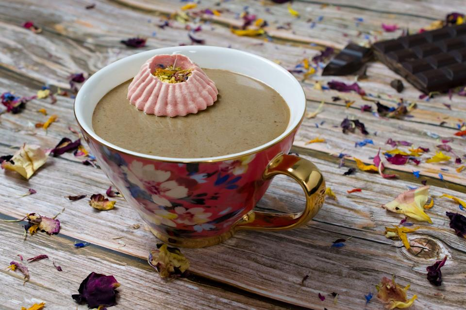 <p>Whether you're celebrating the most romantic day of the year with your partner, or on Zoom calling your girlfriends, the occasion calls for a little indulgence in the form of a special Valentine's Day hot chocolate. Below, four top chefs share below their favourite recipes to add a little spice to the night.</p>