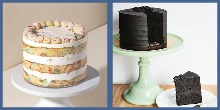 """<p>Nothing says """"celebration"""" quite like a cake, and while we're certainly fans of a thoughtful <a href=""""http://www.townandcountrymag.com/leisure/dining/g32714531/best-online-cooking-classes/"""" rel=""""nofollow noopener"""" target=""""_blank"""" data-ylk=""""slk:DIY version"""" class=""""link rapid-noclick-resp"""">DIY version</a>, not all of us have <em><a href=""""http://www.townandcountrymag.com/leisure/arts-and-culture/g20952672/british-shows-on-netflix/"""" rel=""""nofollow noopener"""" target=""""_blank"""" data-ylk=""""slk:Great British Bake Off"""" class=""""link rapid-noclick-resp"""">Great British Bake Off</a></em> fantasies to live out. For those who prefer to leave the artful application of batter and frosting to the pros, we've rounded up some of the very best bakeries and online services to place a delivery order—whether it's for a big holiday or event or just an excuse to make an average Tuesday feel a little extra special. </p>"""