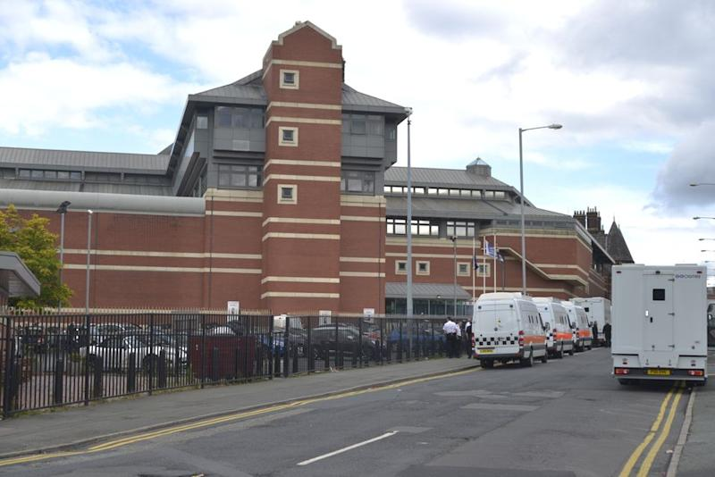 A 66-year-old man, who was serving a sentence at HMP Manchester, has died after contracting the virus.