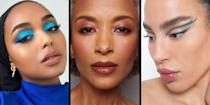 <p>Let's face it: You probably haven't been wearing much makeup this year. It's been months of staying home, wearing loungey clothes, and covering half of your face with 2020's hottest accessory, the fabric face mask. For these reasons, you may not have had an excuse to beat your face the way you normally do. But with the holidays upon us — arguably the most glamorous time of the year — it's the perfect time for you to get back into the swing of your makeup-wearing ways, so you'll need to be ready with all of the winter 2020 makeup trends to complete your looks.Holiday parties won't look the same this year, which means the glam won't be the same either. Whether your gatherings are of the in-person-socially-distanced variety or are completely virtual (and you're wearing pajama bottoms under your dressy top), you can use these fun winter makeup trends to create makeup looks that make you feel like things are <em>slightly</em> normal.Of course, if you're headed to a party in person, hopefully masks are required — which means you have the opportunity to put all the focus on your eyes. And if you're celebrating from behind your webcam, then you can do a full face using some of this season's trends. Ahead, we consulted some of the most in-demand celebrity makeup artists on what they think the biggest winter makeup trends will look like, from dramatic eyeshadow to glossy skin.</p>