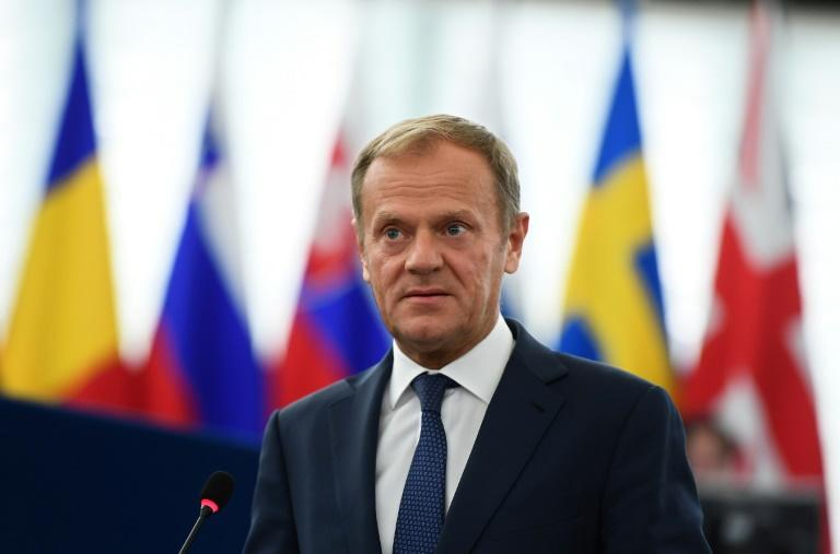 EU chief Tusk says he may be too busy for Poland hearing