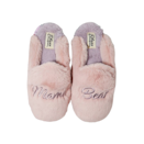 "Mom may be stepping out this summer, but <a href=""https://www.glamour.com/gallery/best-slippers-for-women?mbid=synd_yahoo_rss"" rel=""nofollow noopener"" target=""_blank"" data-ylk=""slk:house slippers"" class=""link rapid-noclick-resp"">house slippers</a> will never be canceled. Snag this pair of furry Mama Bear slippers from Target and get standard shipping by May 6—or you could always <a href=""https://www.glamour.com/sponsored/story/glamour-x-target-services?mbid=synd_yahoo_rss"" rel=""nofollow noopener"" target=""_blank"" data-ylk=""slk:choose pick up"" class=""link rapid-noclick-resp"">choose pick up</a> at your local store. $20, Target. <a href=""https://www.target.com/p/women-39-s-dluxe-by-dearfoams-mama-bear-slippers-pink-l/-/A-81508256"" rel=""nofollow noopener"" target=""_blank"" data-ylk=""slk:Get it now!"" class=""link rapid-noclick-resp"">Get it now!</a>"
