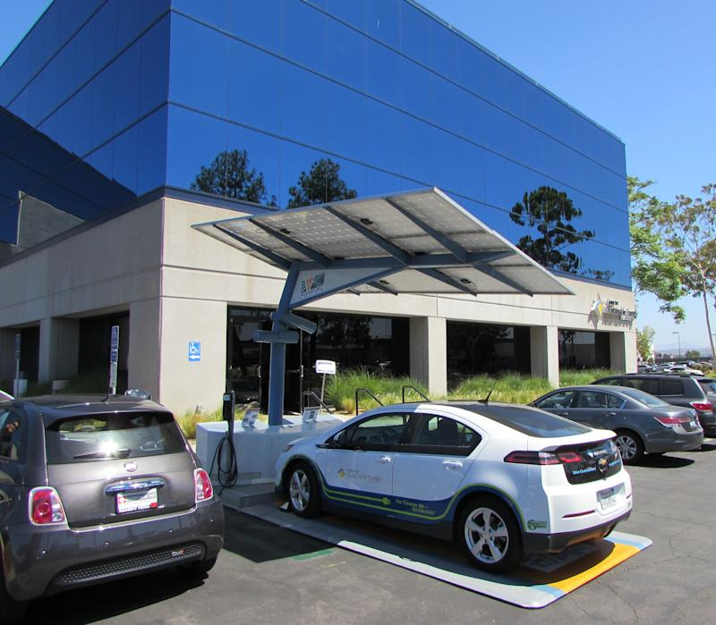 Envision Solar's EV ARC(TM) Featured at the California Center for Sustainable Energy's Best Practices for Alternative Fuel Infrastructure Event